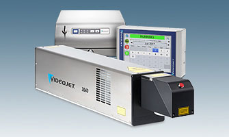Videojet 3640 High Performance CO2 Laser Coder